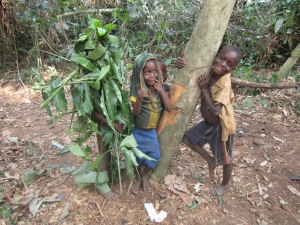 children forest spirit