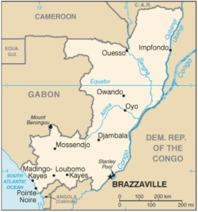 Congo-CIA map