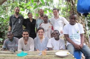 Congo-team pic