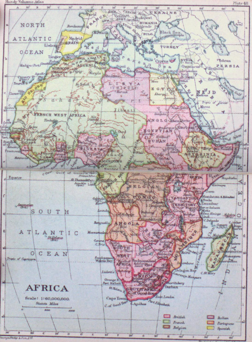 Africa 1932